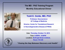 Monthly Educational Dinner